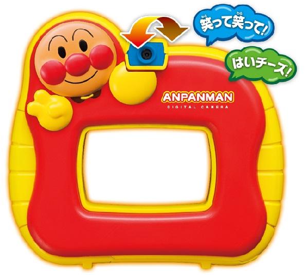 麵包超人首次的數位相機2 AGATSUMA PINOCCHIO pinochiodejitarukamera玩具