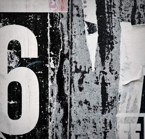 パネルフレーム インテリアパネル Grunge City Wall with Old Posters IAP51607 キャンバス モダンアート インテリア 取寄品 【プレゼント】 【のし利用可】