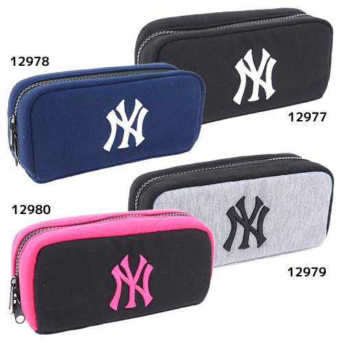 BOXペンケース ペンポーチ 新作通販 ニューヨークヤンキース野球 クラックス 準備 送料無料 激安 お買い得 キ゛フト 入学準備 入学 筆箱