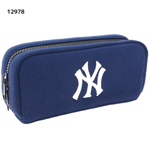 Velkommen Rakuten Global Market Box Pencil Case Carle New York Yankees Baseball Klux Pencil