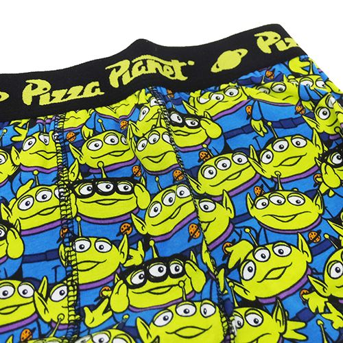 Velkommen Men S Boxer Shorts Underwear Mens Toy Story Alien Chock A