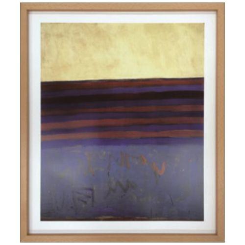 スカンジナビア ART インテリア アート Frank Stella Your Lips are Blue 1958 美工社 壁掛け 額付き 取寄品 ベルコモン 結婚祝い 引越し祝い/新築祝い/開業祝い