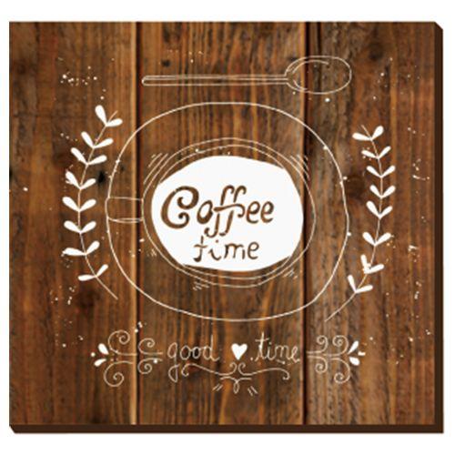 キャンバス アート パネル カフェ インテリア コーヒータイム 美工社 お洒落 cafe インテリア 取寄品 ベルコモン 結婚祝い 引越し祝い/新築祝い/開業祝い