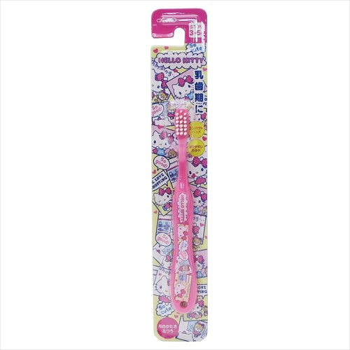 Skater Sanrio Children/'s Toothbrush Hello Kitty Infant