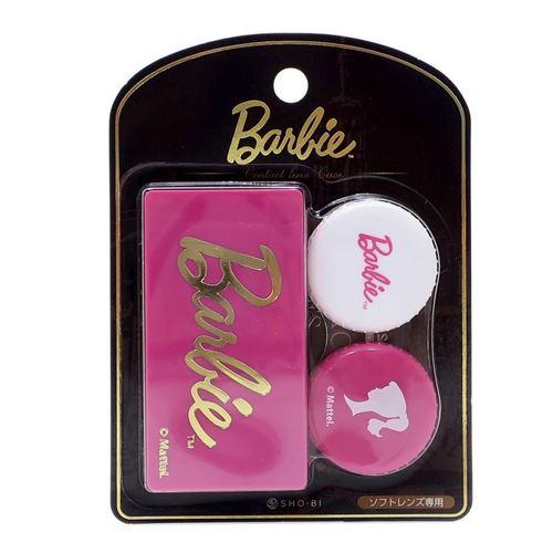 コンタクトレンズケース コンタクト用品 バービー WT&PK Barbie By PienAge SHO-BI 日本製 トラベル雑貨  【メール便可】