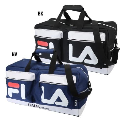 旅行かばん トラベルボストンバッグ いよいよ人気ブランド FILA フィラ マート MARSAL プレゼント スプリットロゴ スポーツブランド