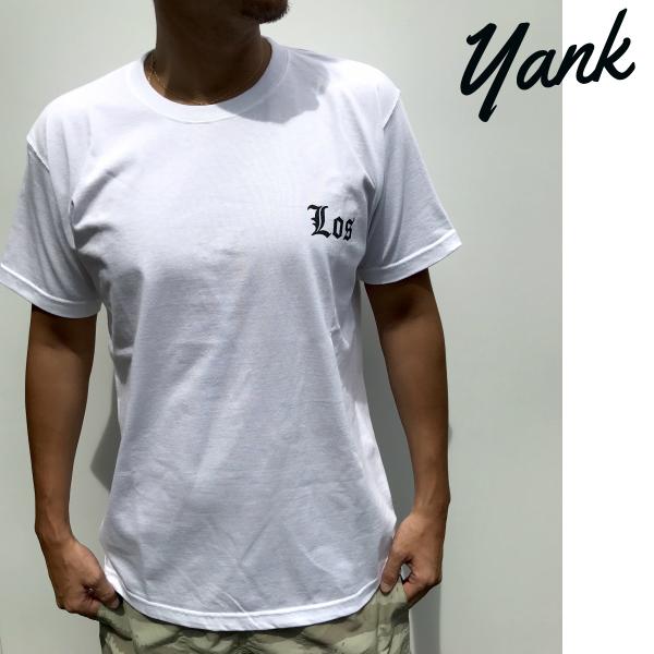 b282ec474f0 velotta  18ss new work print pocket T-shirt white T US cotton Los ...
