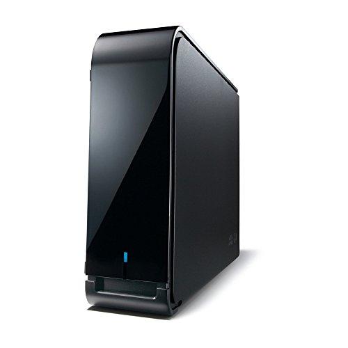 BUFFALO ハードウェア暗号機能搭載 USB3.0用 外付けHDD 4TB HD-LX4.0U3D