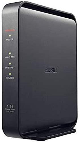 <title>BUFFALO WiFi 無線LAN ルーター WSR-1166DHPL2 N 11ac ac1200 866+300Mbps IPv6対応 デュアルバンド お得なキャンペーンを実施中 3LDK 2階建向け 簡易パッケージ</title>