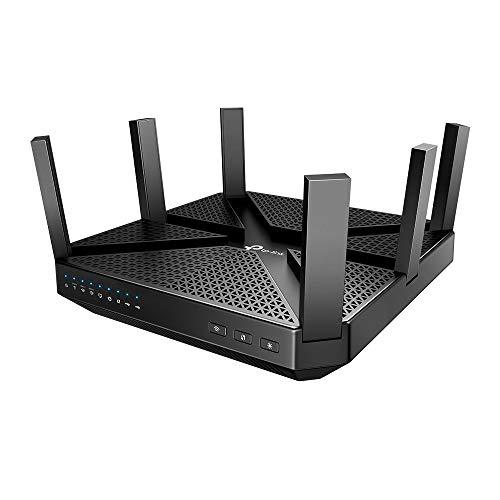 TP-Link WiFi 無線LAN ルーター 1625 + 1625 + 750Mbps トライバンド MU-MIMO リンクアグリゲーション 3年保証 Archer C4000/A