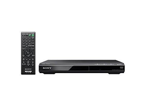 ソニー DVDプレーヤー ブラック DVP-SR20 再生専用 新品 送料無料 BC 売り込み