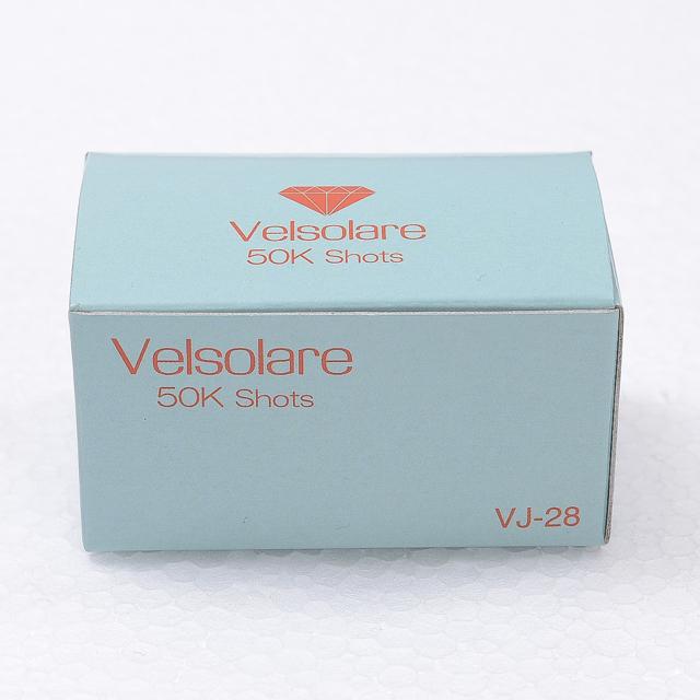ベルソラーレ交換用カートリッジ VJ-28 5万回照射 家庭用光脱毛器 送料無料
