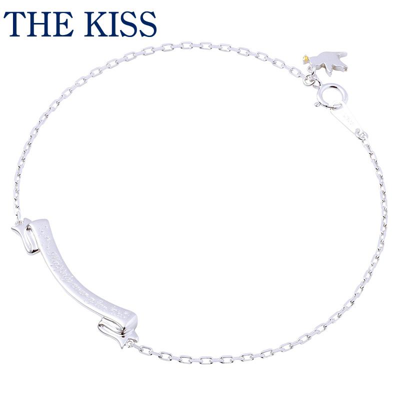 (メンズ / KISS / 【ディズニーコレクション】 ブレスレット 【送料無料】【Disneyzone】 ディズニー ザキス ブレスレット DI-SBR6011CB シルバー ディズニープリンセス THE / 単品) ペア シンデレラ