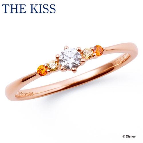 【ディズニーコレクション】 ディズニー / レディースリング / ディズニープリンセス ベル / THE KISS リング・指輪 シルバー キュービックジルコニア (レディース) DI-SR1206CB ザキス 【送料無料】【Disneyzone】