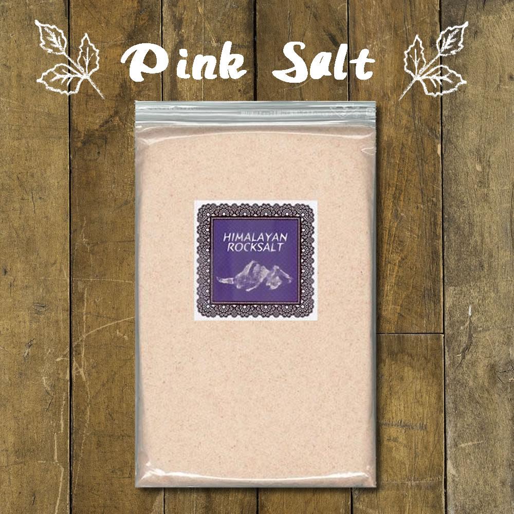 400種以上もの農薬検査済みで安心安全にお使い頂けます ピンクソルト 900g 岩塩粉末 人気ブランド多数対象 送料無料 セール特価 バスソルト兼用 パウダーソルト 食塩