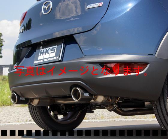 自動車関連業者直送限定 HKS マフラー ツーリングスペックL マツダ CX-3 DK5FW S5-DPTS 15/02-18/04 (31019-AZ009)