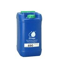 オメガ ギアオイル 690 シリーズ ホワイトラベル VG460 20L 1缶 OMEGA OIL ギヤオイル パラフィン鉱物油