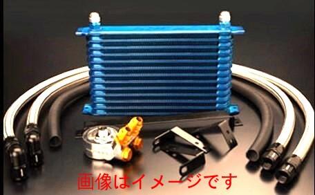 トラスト TRUST GReddy オイルクーラーキット STD スタンダード 12段 SUZUKI スズキ ジムニー JB23W K6A 05.10-10.8 (12094607)