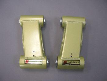 イケヤフォーミュラ IKEYA FORMURA フロント アッパーリンク 日産 スカイラインGT-R BNR32 スカイライン HCR32 HNR32 固定式5mmショート(IFAK10001)
