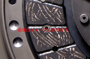 HKS LAクラッチ LA CLUTCH 補修用部品 クラッチディスク PS13/S14/S15 シルビア系共通 (26999-AN004)