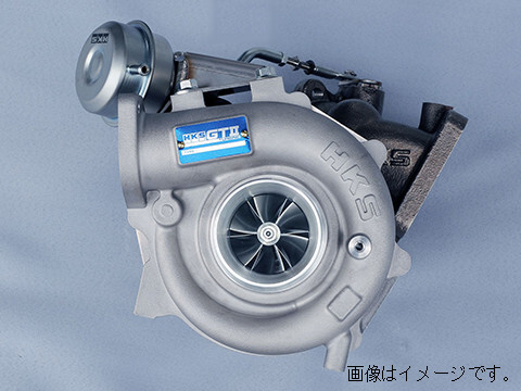 個人宅発送可能! HKS GTII SERIES GTII シリーズ(本体) GTII7460 49T A/R0.75 WG (14001-AK020)