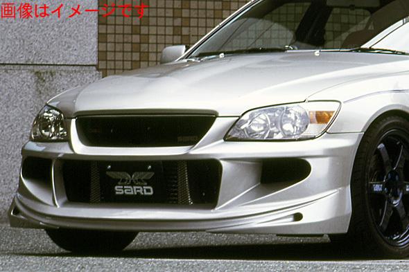 個人宅発送可能! サード SARD エアロ AERO KIT ALTEZZA フロントバンパースポイラー TOYOTA トヨタ アルテッツァ (60940)
