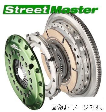 OS技研 ストリートマスター レーシングクラッチ ツインハード (GT2CD) 日産 NISSAN スカイライン GT-R SKYLINE GT-R BNR34 RB26DETT 99/01-02/08 (専用作動変更パーツ付)