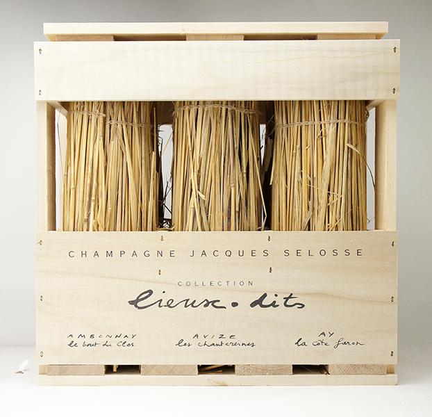 送料無料 ジャック セロス コレクション リュー ディ リューディー 750ml × 6本 木箱付白シャンパン コク辛口 ワイン ^VAJSATZ0^