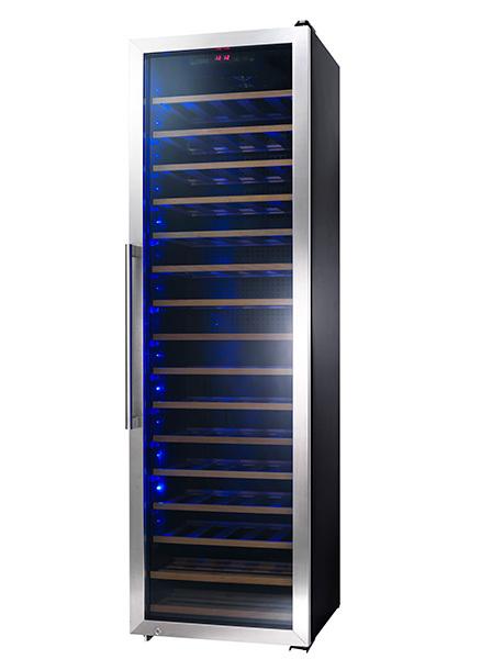 ワインセラー 76本用(木製棚16枚) ガラス扉 SC-76(SC76) スタイルクレア STYLE CREA (標準扉・収納本数76本)[送料無料・設置料無料]^ZHSCSC76^