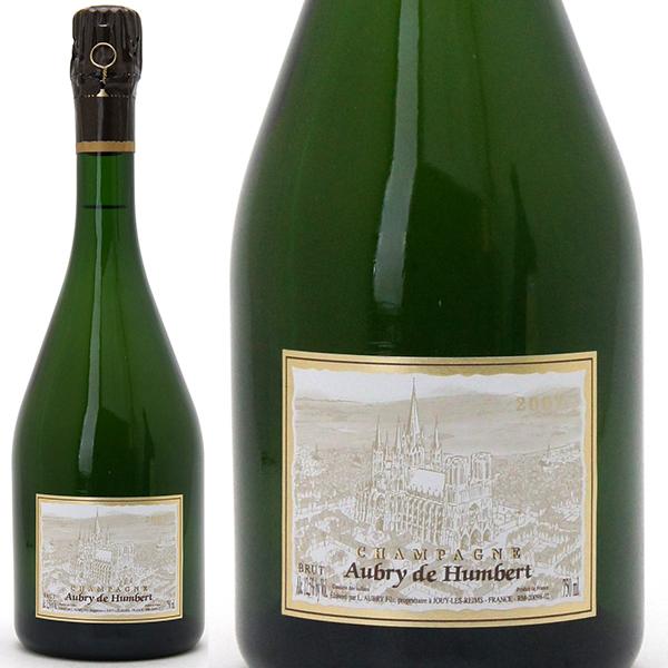 [2007] オブリ ド ウンベール プルミエ クリュ ブリュット オブリ フィス オーブリ 箱なし 並行品 750ml(シャンパン フランス シャンパーニュ)白泡 コク辛口 ワイン ^VAAF26A7^