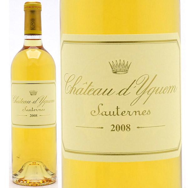 送料無料 2008 シャトー ディケム 750mlソ-テルヌ特別第1級 白ワイン コク極甘口 ワイン ^AJDY01A8^