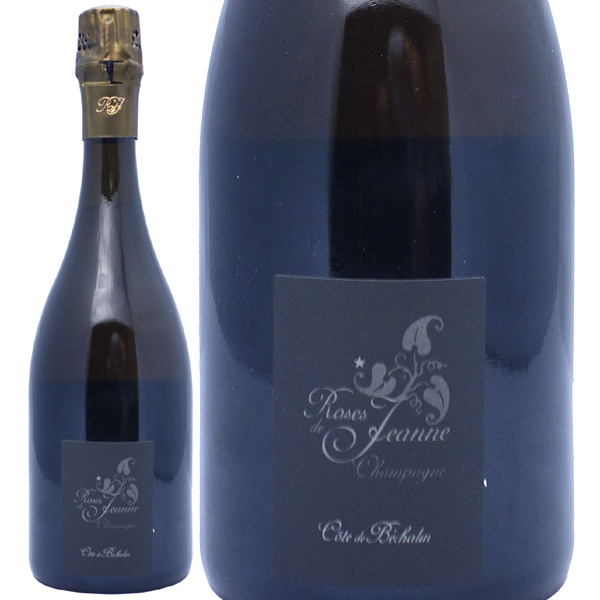 NV2010 ローズ ド ジャンヌ コート ド ベシャラン ブラン ド ノワール ピノ ノワール 750mlセドリック ブシャール シャンパーニュ 白シャンパン コク辛口 ワイン ^VACB7610^