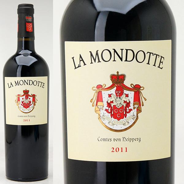 送料無料 2011 ラ モンドット 750mlサンテミリオン 赤ワイン コク辛口 ワイン AB ^AKMO0111^