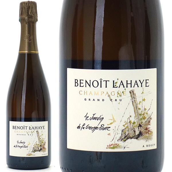 2011 ル ジャルダン ド ラ グロス ピエール グラン クリュ ナチュール 750mlブノワ ライエ ラエ ラアイエ シャンパーニュ 白シャンパン コク辛口 ワイン ^VAHYC611^