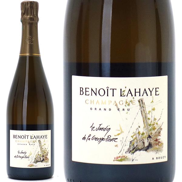2012 ル ジャルダン ド ラ グロス ピエール グラン クリュ ナチュール 750mlブノワ ライエ ラエ ラアイエ シャンパーニュ 白シャンパン コク辛口 ワイン ^VAHYC612^