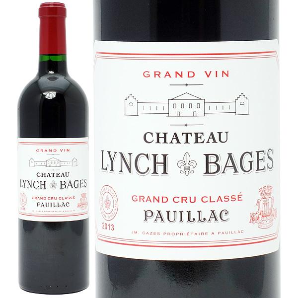 [2013] シャトー ランシュ バージュ 750ml(ポイヤック第5級 ボルドー フランス)赤ワイン コク辛口 ワイン ^ABLB0113^
