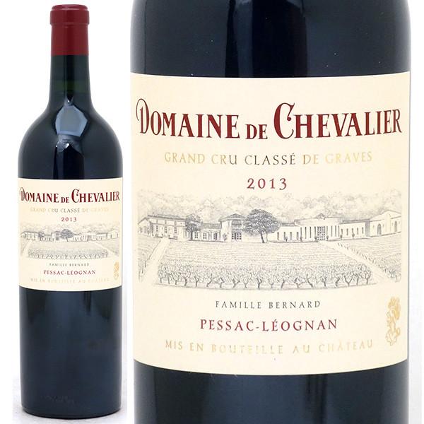 [2013] ドメーヌ ド シュヴァリエ ルージュ 750ml(グラーヴ特別級 ボルドー フランス)赤ワイン コク辛口 ワイン ^AIDC0113^
