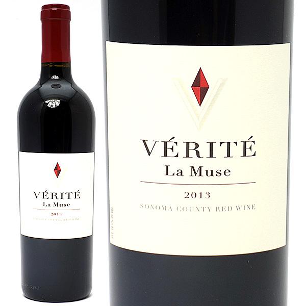 【送料無料】[2013]ヴェリテ ラ ミュゼ 750ml(ナパ ヴァレー)赤ワイン【コク辛口】【ワイン】^QAVTMU13^