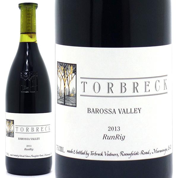 送料無料 [2013] トルブレック ラン リグ 750mlトルブレック(オーストラリア)赤ワイン コク辛口 ワイン ^RATBRG13^