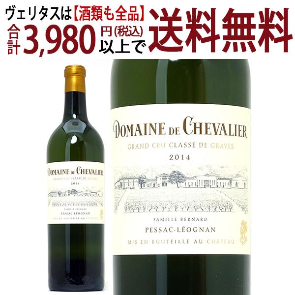 [2014] ドメーヌ ド シュヴァリエ ブラン 750ml (グラーヴ特別級)白ワイン【コク辛口】【ワイン】【AB】^AIDC1114^