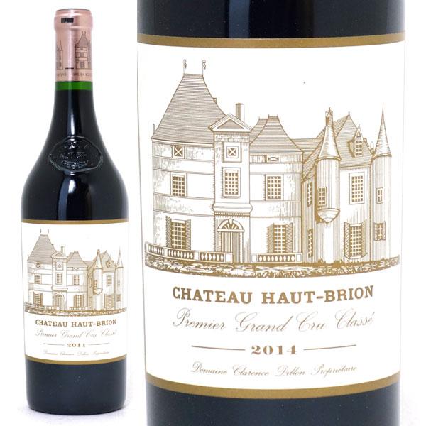 【キャッシュレスで5%還元】 [2014] シャトー オー ブリオン 750ml(グラーヴ第1級 ボルドー フランス)赤ワイン コク辛口 ワイン チラシ53 ^AIHB0114^