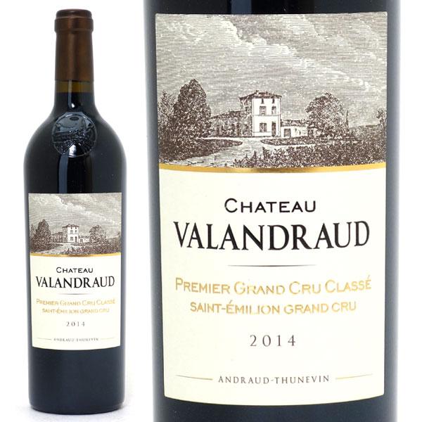 [2014] シャトー ド ヴァランドロー 750ml (サンテミリオン第1特別級)赤ワイン【コク辛口】【ワイン】【GVA】【AB】^AKVR0114^