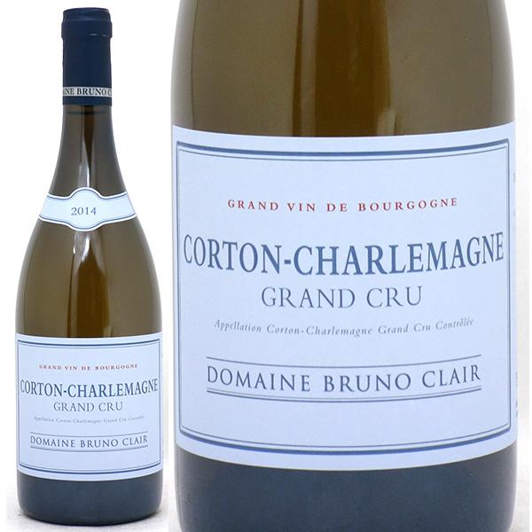 [2014] コルトン シャルルマーニュ 特級畑 750ml (ブリュノ クレール)白ワイン【辛口】【ワイン】^B0BCCC14^