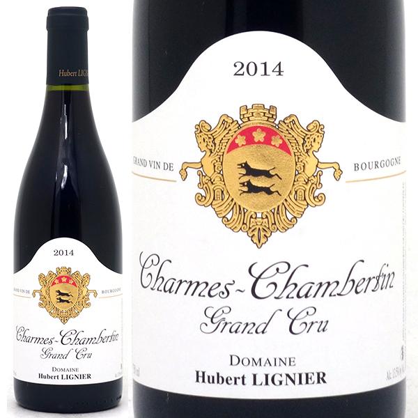 送料無料 2014 シャルム シャンベルタン 特級畑 750mlユベール リニエ 赤ワイン コク辛口 ワイン ^B0HLCC14^