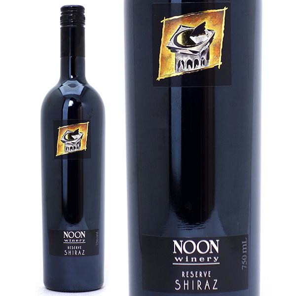 [2016] ヌーン リザーブ シラーズ 750ml(ヌーン ワイナリー)赤ワイン【コク辛口】【ワイン】^RANOSZ16^