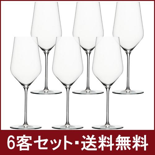 送料無料 6個入 1客あたり 6,067円 ザルト 白ワイン11-400 クリスタルグラス^ZCZTWW60^