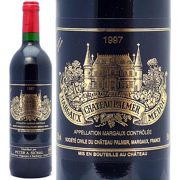 送料無料 [1997] シャトー パルメ 750ml(マルゴー第3級 ボルドー フランス)赤ワイン コク辛口 ワイン ^ADPP0197^