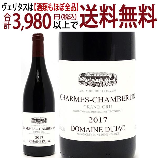 [2017] シャルム シャンベルタン 特級畑 750ml ドメーヌ デュジャック(ブルゴーニュ フランス)赤ワイン コク辛口 ワイン ^B0DJCC17^