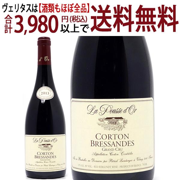 [2013] コルトン 特級畑 ブレッサンド 750mlラ プス ドール (ブルゴーニュ フランス)赤ワイン コク辛口 ワイン ^B0PDCB13^