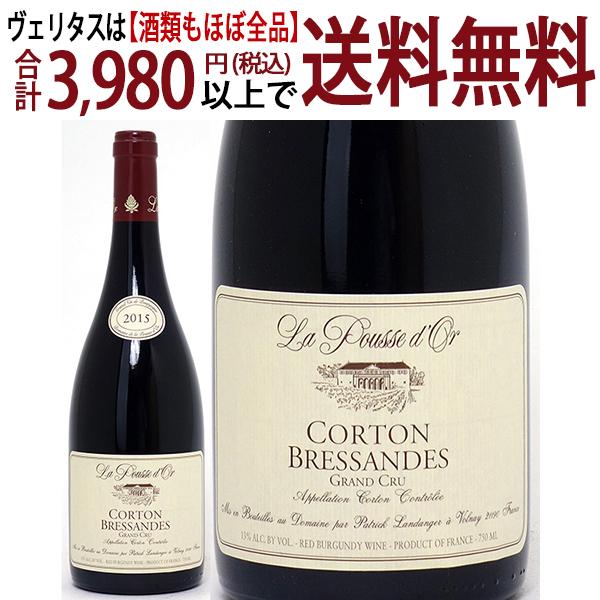 [2015] コルトン 特級畑 ブレッサンド 750mlラ プス ドール (ブルゴーニュ フランス)赤ワイン コク辛口 ワイン ^B0PDCB15^